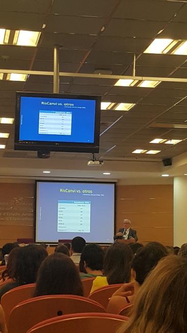 Conferencia Prof Antonio Andrés-Pueyo (Congreso Barcelona 2016)