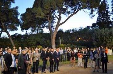 Evento en Pedralbes (Congreso Barcelona 2016)