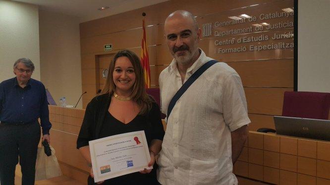 Premio SEIC a la promoción de investigadores noveles 2016_Anna Meléndez