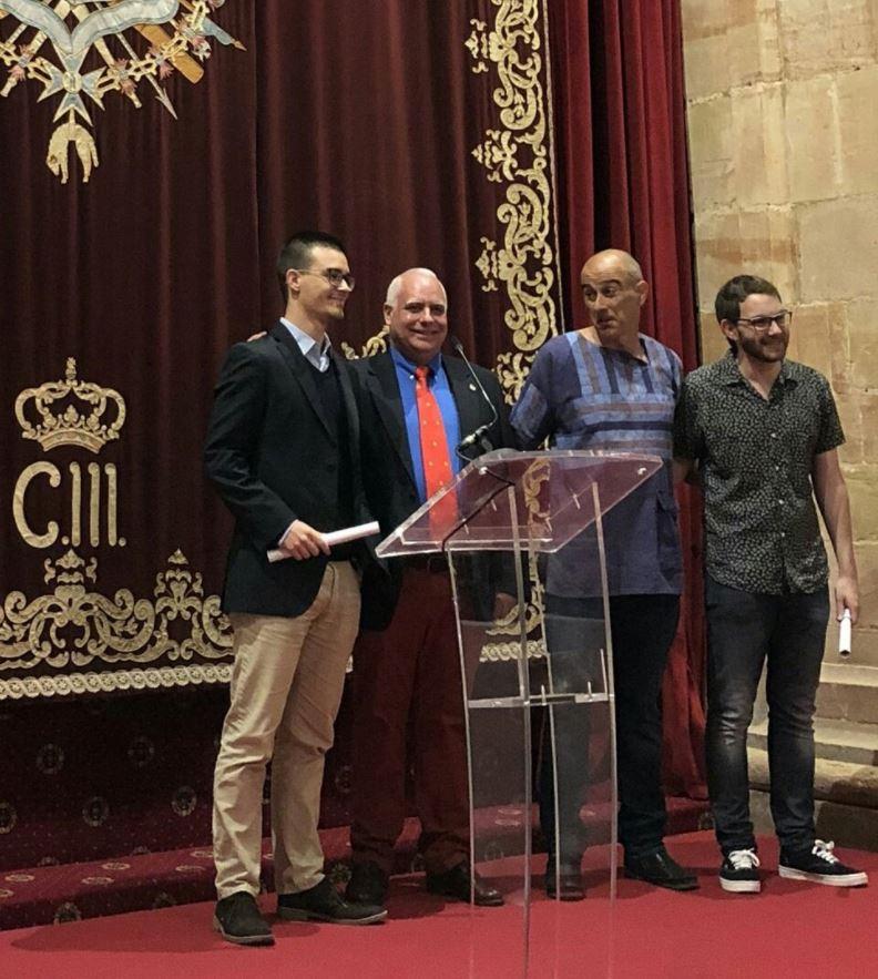 Premio Asier Moneva - Albert Pedrosa